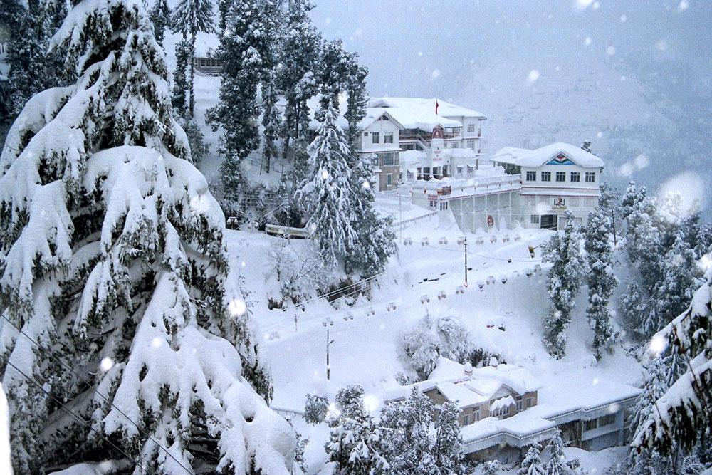 Shimla_Best_Honeymoon-Destinations_In_India