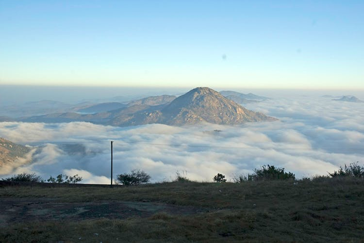 Nandi-Hill-Most-Popular-Hill-Stations-in-South-India