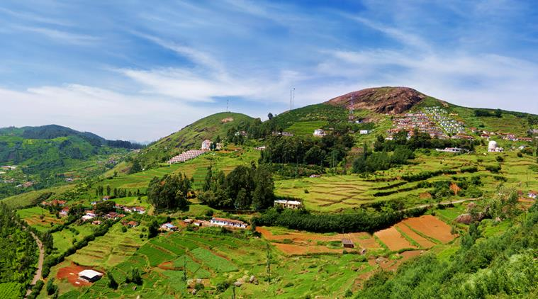 Ooty-Most-Popular-Hill-Stations-in-South-India